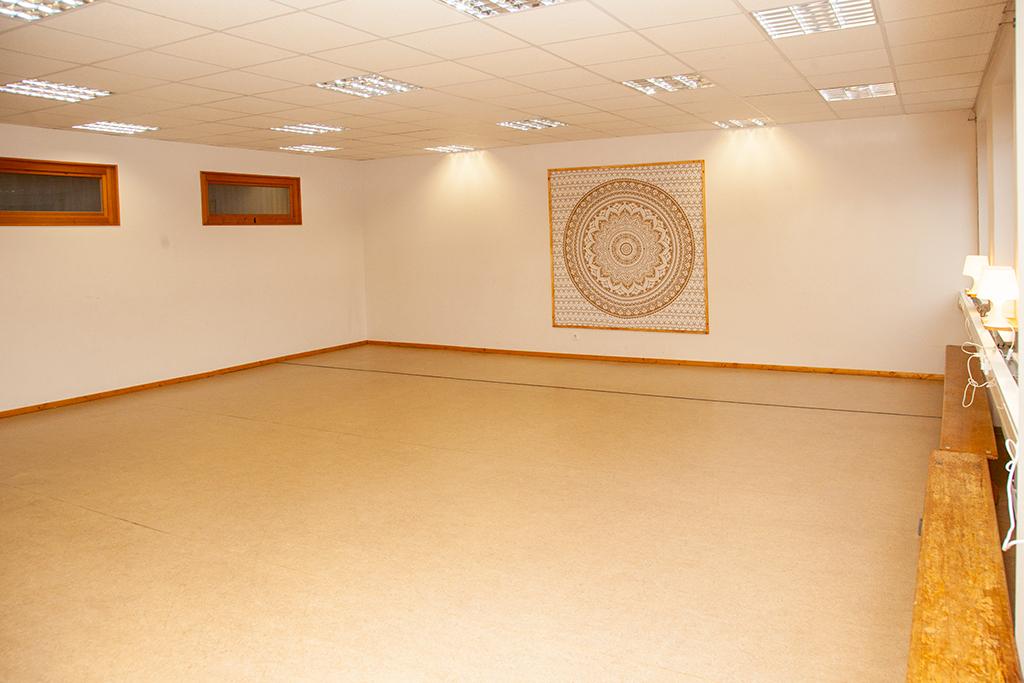 LINDENPHYSIO Yogaraum